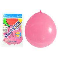Globos rosados para helio