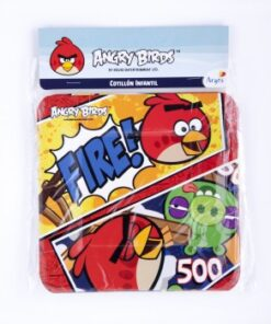 Platos Angry Birds