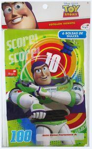 Bolsas para dulces Toy Story