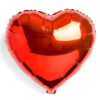 globo figura corazón