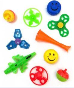 Pack juguetes surtido para sorpresas de niño