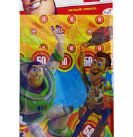 Mantel Toy Story