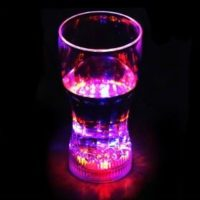 vaso luminoso de 350 cc